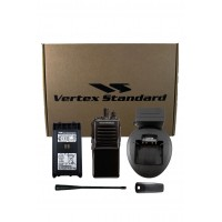 Vertex VX-351-G6-5 UHF 400-470mhz 5 watt 16 channel radio
