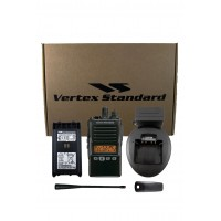 Vertex VX-354-AG8B-5 UHF 380-470mhz 5 watt 16 channel radio