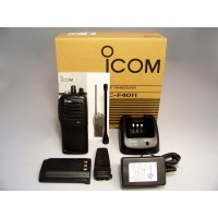 Icom IC-F4011 42 RC 4 watt 16 channels 450-512mhz portable radios
