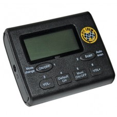 Klein PCR-SCAN-VHF 50 channel race scanner with a built in FM radio