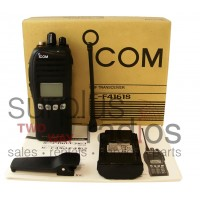 Icom F4161S 55 IS UHF 5 watt 512 channel 400-470 MHz