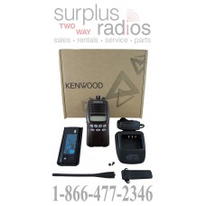 Kenwood TK-3312K2 UHF 400-470mhz two way radio