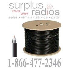 "Tram Browning BR-200 Times Microwave LMR-200 3/16"" Flex Low Loss 50 Ohms Cable (Per foot)"