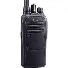 Icom F1000D 01 IDAS Digital VHF 5 watt 16 channel 136-174 MHz Radio Security