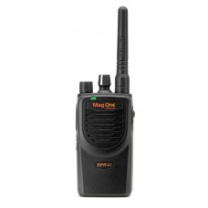 Motorola BPR40 UHF 450-470MHz 16 Channel 4 Watt Analog Digital Portable Radio AAH84RCJ8AA1AN
