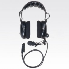 Motorola AARMN4032A over the head medium duty dual muff headset with noise canceling for HT1250 HT750 MTX850