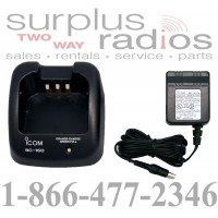 Icom rapid charger BC-160 for F14 F24 F3011 F4011 F3021 F4021 F3161 F4161