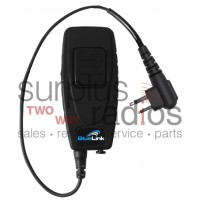 BluComm BT-503 M1 bluetooth adapter M1 for Motorola CP200 and other standard two pin series radios