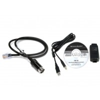 Vertex mobile USB programming cable CT-104A & FIF-12A for VX-2100 VX-2200 EVX-5300