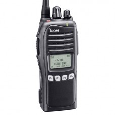 Icom F3161S 55 IS VHF 5 watt 512 channel 136-174 MHz portable radio