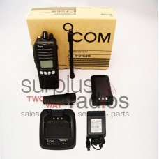 Icom F3161S 51 DTC VHF 5 watt 512 channel 136-174 MHz