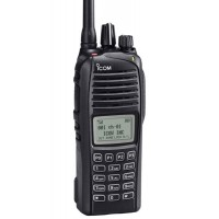 Icom F3261DT 32 GPS waterproof Railroad portable radio