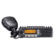 Icom F5021 51 136-174mhz VHF 50 watts 128 channels mobile