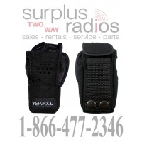 Kenwood KLH-187 nylon case for TK2400 TK3400 TK2402 TK3402 NX240 NX340
