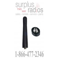Kenwood KRA-23 UHF 450-490mhz low profile helical antenna for TK3180 TK-3140 NX300 NX320 TK3160