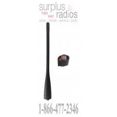 Kenwood KRA-27 whip UHF 440-490mhz antenna for TK3180 TK-3170 NX300 NX320 TK3360