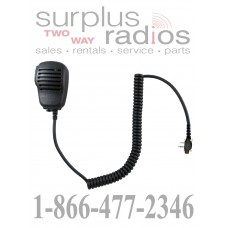 Speaker mic M03-S6 for Icom radios with a standard 2 pin connectors F11 F21 F14 F24 F3011 F3001 F4001 F4011 F3101D F3210D and more