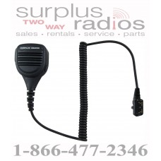 Remote speaker microphone M4013 HD with a 3.5mm audio jack for Hytera DMR PD782 PD702 radios