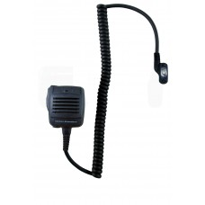 Vertex heavy duty submersible intrinsically safe noise cancel remote speaker microphone