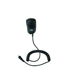 Vertex MH-90A4B Compact Speaker Mic with 3.5mm audio jack receive-only EVX-S24