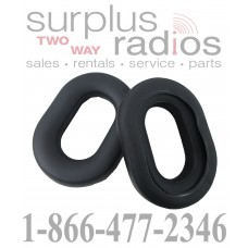 Pryme P-EM-FOAMPADS replacement foam filled ear pad for single or dual muff heavy duty headsets