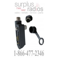 Pryme PA-520 quick disconnect audio adapter for Icom F4261/F9211 series radios