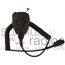 Pryme SPM-2130S S6 Trooper Professional quality heavy duty water resistant remote speaker microphone with 3.5mm audio jack