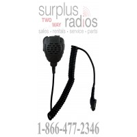 Pryme SPM-2210 S8 Trooper II remote speaker microphone with 3.5mm audio jack