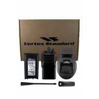 Vertex VX-231-AG6B UHF 400-470mhz 5 watt 16 channel portable two way radio