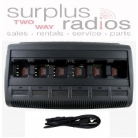 Motorola PMPN4284A (Old: WPLN4212C) impres multi unit charger for XPR6550 XPR6350 XPR6580