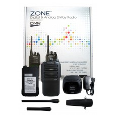 Blackbox Zone-U 4W 32CH 400-470MHZ UHF DMR digital & analog two way Radio