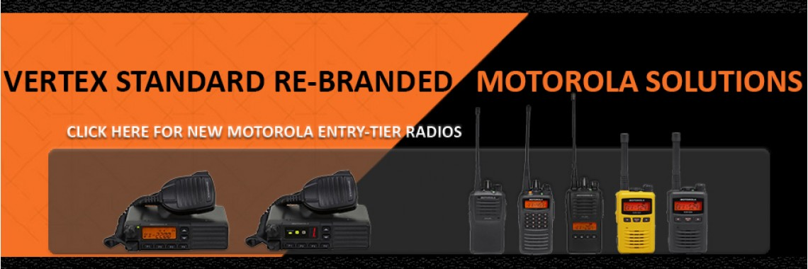 Vertex Re-branded Motorola