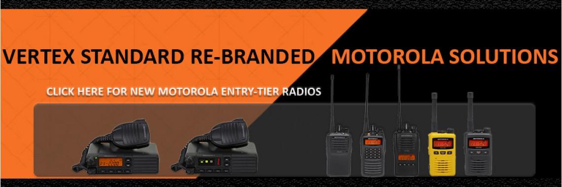 Vertex Re-branded Motorola