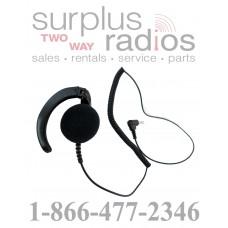 Listen only earpiece E218 3.5mm for motorola Icom vertex kenwood otto speaker mics with 3.5mm audio jack