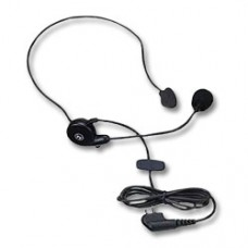 Motorola 53815 lightweight behind the head headset with boom microphone