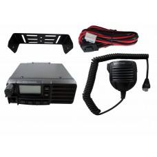 Vertex VX-2200-G7-45 UHF 450-512mhz 45 watt 128 channel mobile radio