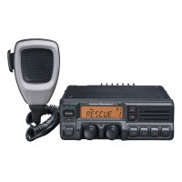 Vertex VX-5500LA VHF low band 29.7-37mhz 70 watt 250 channel mobile radio
