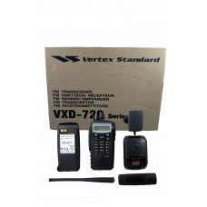 Vertex VXD-720-G7-4 UHF 450-512 MHz 4 watt 512 channel radio