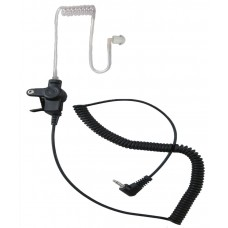 Listen only earpiece E208 3.5mm for motorola Icom vertex kenwood otto speaker mics with 3.5mm audio jack