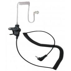 Listen only earpiece E208 3.5mm for motorola Icom vertex kenwood otto speaker mics with 3.5mm audio jack