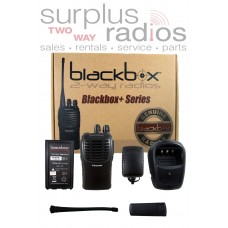 BLACKBOX+ 16 channel 5 watt VHF 136-174MHZ radio