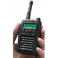 Ritron JV-110 VHF 150-165mhz 2 watt/5 watt 10 channel radio with display