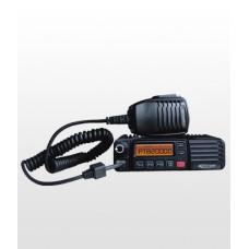 Kirisun PT8200 512 channel 32 zone 50 watt VHF 136-174mhz radio mobile