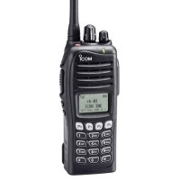 Icom F3161DT 65 136-174MHz Intrinsically Safe 512 channel IDAS portable radio