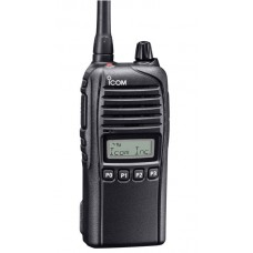 Icom F3230DS 13 IDAS analog digital multi trunk VHF 136-174mhz 128 channel waterproof radio