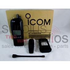 Icom F4261DS 15 GPS IDAS digital ready UHF 5 watt 512 channel 400-470 MHz