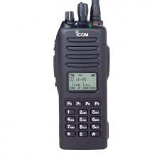 Icom F70DT 11 RC VHF 5 watt 256 channels 136-174 MHz full P25 digital