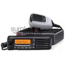 Icom F6061D 36 IDAS narrow band 45 watt UHF 450-512mhz analog and digital mobile radio with display and UT126 board