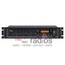 Icom FR5000 + FR6000 IDAS 32 channel Analog/Digital VHF 136-174 MHz 50 watt and UHF 400-470mhz 45 watt repeater kit