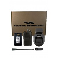 Vertex EVX-531-G7-5 UHF 450-512mhz 5 watt 32 channel analog/digital portable radio